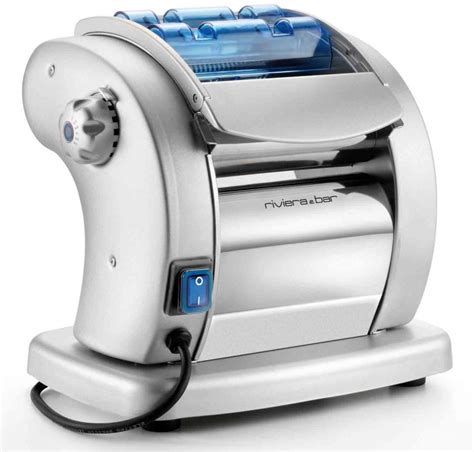 cristel cuisine riviera bar machine à pâte laminoir électrique pr808a
