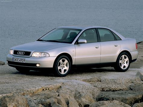 Audi A4 picture # 02 of 07, Front Angle, MY 1998, 1600x1200