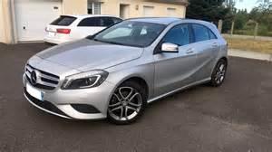 Mercedes Class A Occasion : mercedes classe a d 39 occasion 200 cdi 135 sensation 7g dct bva gien carizy ~ Medecine-chirurgie-esthetiques.com Avis de Voitures