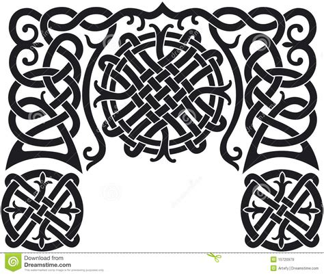 nordic pattern royalty  stock images image
