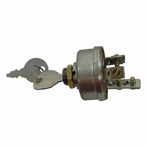 International Harvester Ignition Switch Three Post With 4