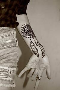 Tatouage Attrape Reve Homme : tatouage mandala avant bras femme ~ Melissatoandfro.com Idées de Décoration