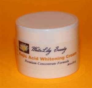 Kojic Acid Cream Proven Effective Skin Whitening ...