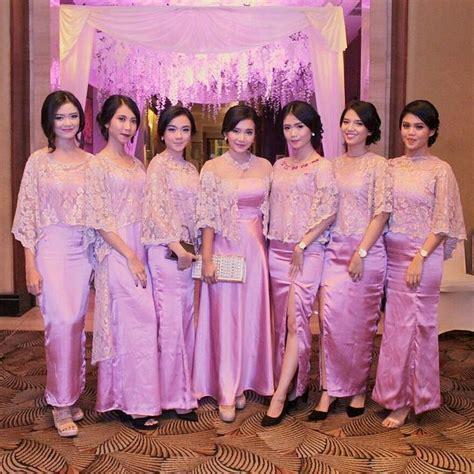 pin  yati londah  pola kebaya kebaya indonesia dresses