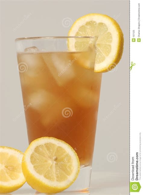 cold glass  ice tea stock image image  glass