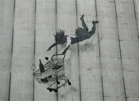 Street Art Banksy Maid