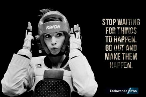 concentracion en el combate tkd taekwondo artes