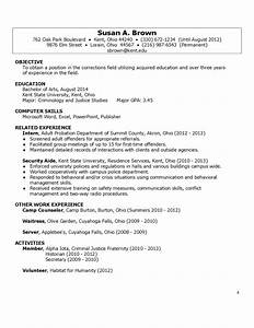 Resume Objective For Business Administration Sample Resume Cover Letter Free Download