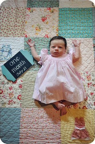 baby ruthie month  month baby  pinterest