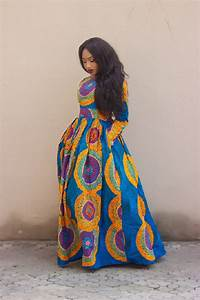 12 gorgeous african print dresses for wedding guests With african print wedding dresses