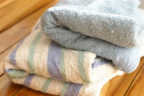 How To Make Your Old Towels Feel Like New Again