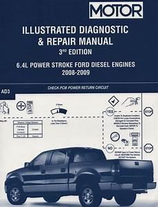 Ford 6 4l Diesel Diagnostic  U0026 Repair Manual