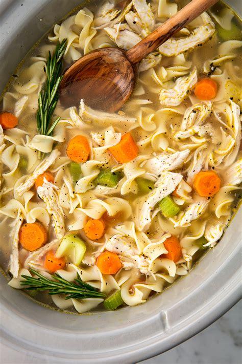 noodle soup recipes  homemade soups  noodles
