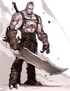 Demon Character Concept Art