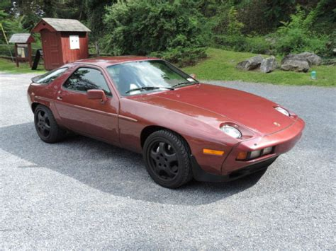 old cars and repair manuals free 1986 porsche 911 windshield wipe control 1986 porsche 928 s 5 speed manual for sale in neshanic station new jersey united states for