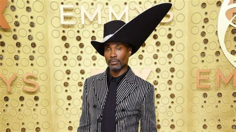 Billy Porter Talks Being Called Fashion Icon
