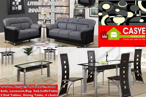 Living And Dining Room Packages by Package Home 11pc Dining Living Room Complete 14