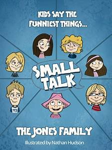 Small Talk by The Jones Family - Candy Jar Books