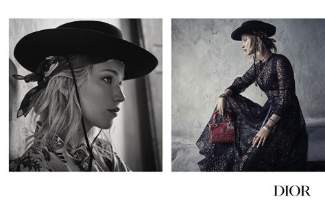 Dior Cruise 2018 Ad Campaign Starring Jennifer Lawrence