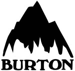 Gallery For > Burton Logo Black