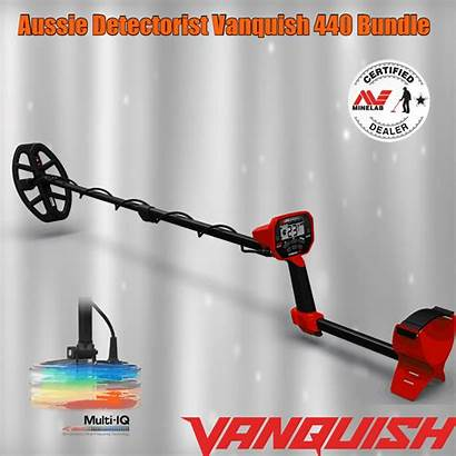 Vanquish Metal Detector Detecting Minelab Powerful Detectors