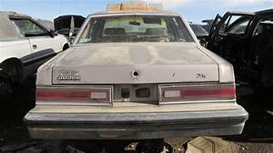 Junkyard Gem  1988 Dodge Diplomat Salon