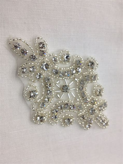 Applique Swarovski by Buy 8 Get 2 Free Rhinestone Appliqu 233 Swarovski Beaded