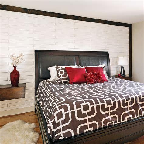 chambre 3d tête de lit effet 3d pour la chambre chambre