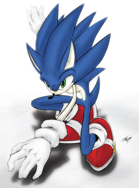 Sonic Light By Felixrj On Newgrounds