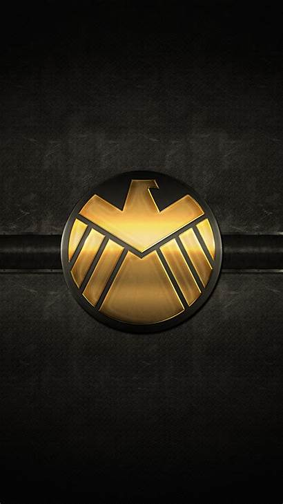 Shield Agents Iphone Marvel Showing
