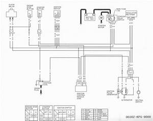 Mitsubishi Forklift Ignition Wiring Diagram