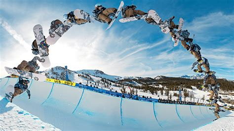 75 Snowboarding Hd Wallpapers  Background Images