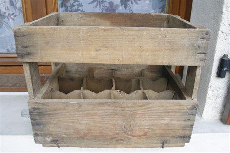 casier a bouteilles en bois casier bois