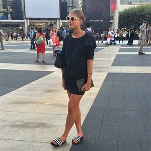 49 best images about How to wear Adidas sandals (Adilettes) on Pinterest   Summer ootd Mary ...