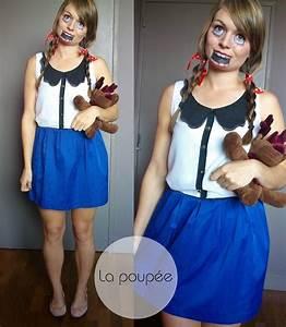 Déguisement Zombie Fait Maison : 3 d guisements maison pour halloween pauline dress blog mode lifestyle et d co besan on ~ Melissatoandfro.com Idées de Décoration
