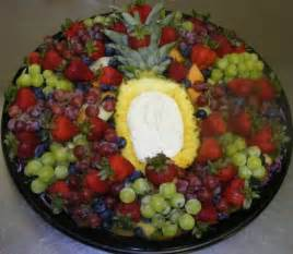 Fruit Tray Ideas for Parties