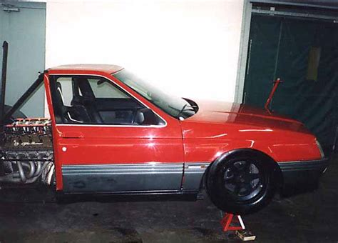.:BerlinaSportivo - Alfa Romeo 155 Q4 and Sports Saloons ...