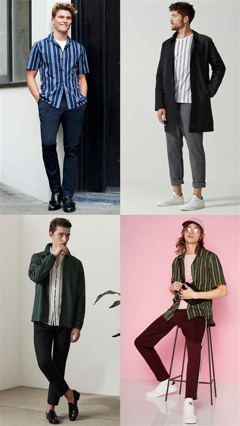 mens springsummer  fashion trends guide fashionbeans