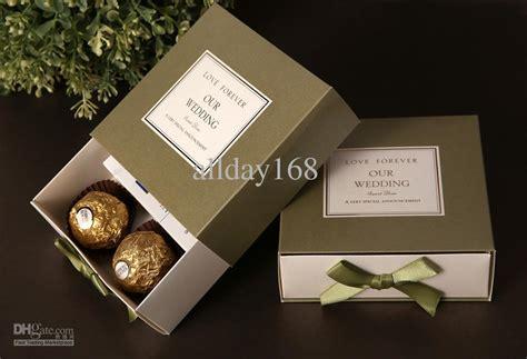 Wedding Invitation Box Sets