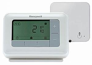 Termostato Inalambrico Cm727 Honeywell