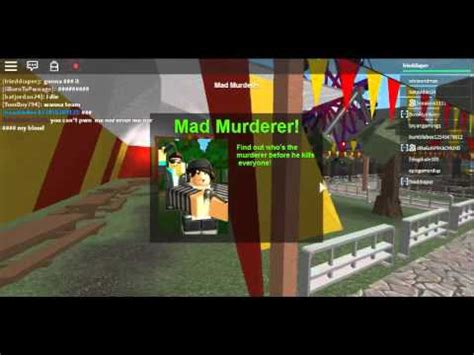 roblox mad games energy knife gameplay youtube