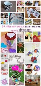 Cadeau Fete Des Grand Mere A Faire Soi Meme : 25 id es de cadeaux faits maison pour la f te des m res la cour des petits ~ Preciouscoupons.com Idées de Décoration