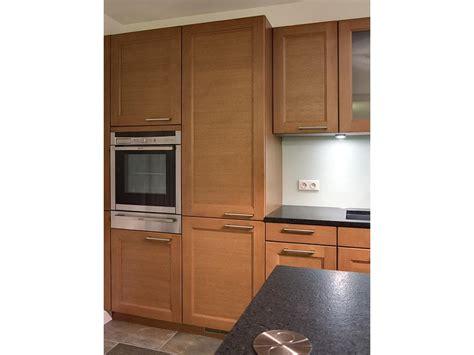 d馗o cuisine moderne meubles de cuisine en bois massif laurent munch photo n 75