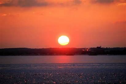 Sunset Madison Wisconsin Gfp Commons Solat Subuh