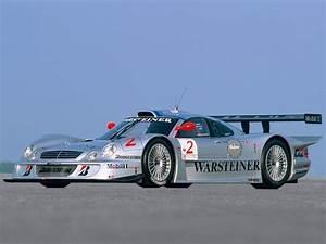 1998 Mercedes Benz CLK GTR AMG LM Mercedes Benz