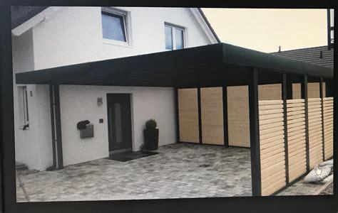 carport mit geräteraum preis carport mit ger 228 teraum preis beautiful carport bauen nk 455