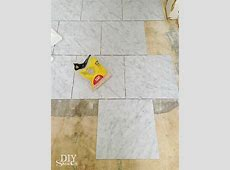 DIY Grouted Vinyl Floor Tiles DIY Show Off ™ DIY