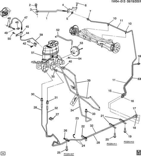Chevy Impala Engine Diagram Automotive Parts