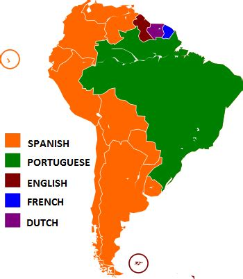 Languages Of South America Wikipedia