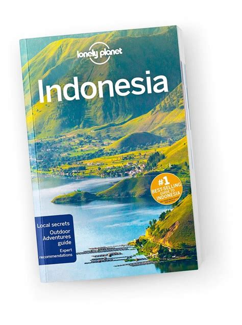 Indonesia travel guide - Lonely Planet Online Shop ...